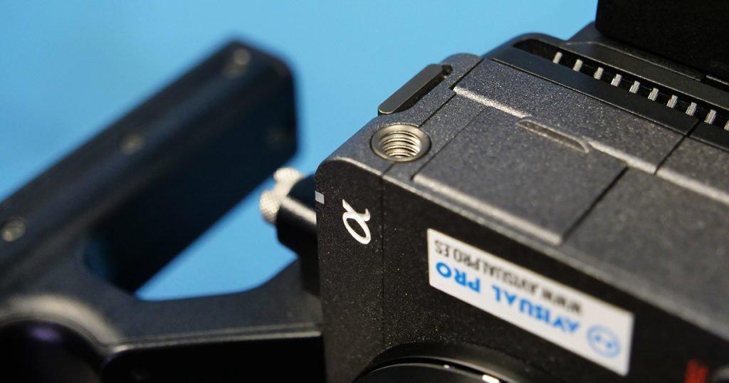 cámara para grabar en vertical